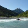Fulminantes Finale Wildwasserkajak Lech