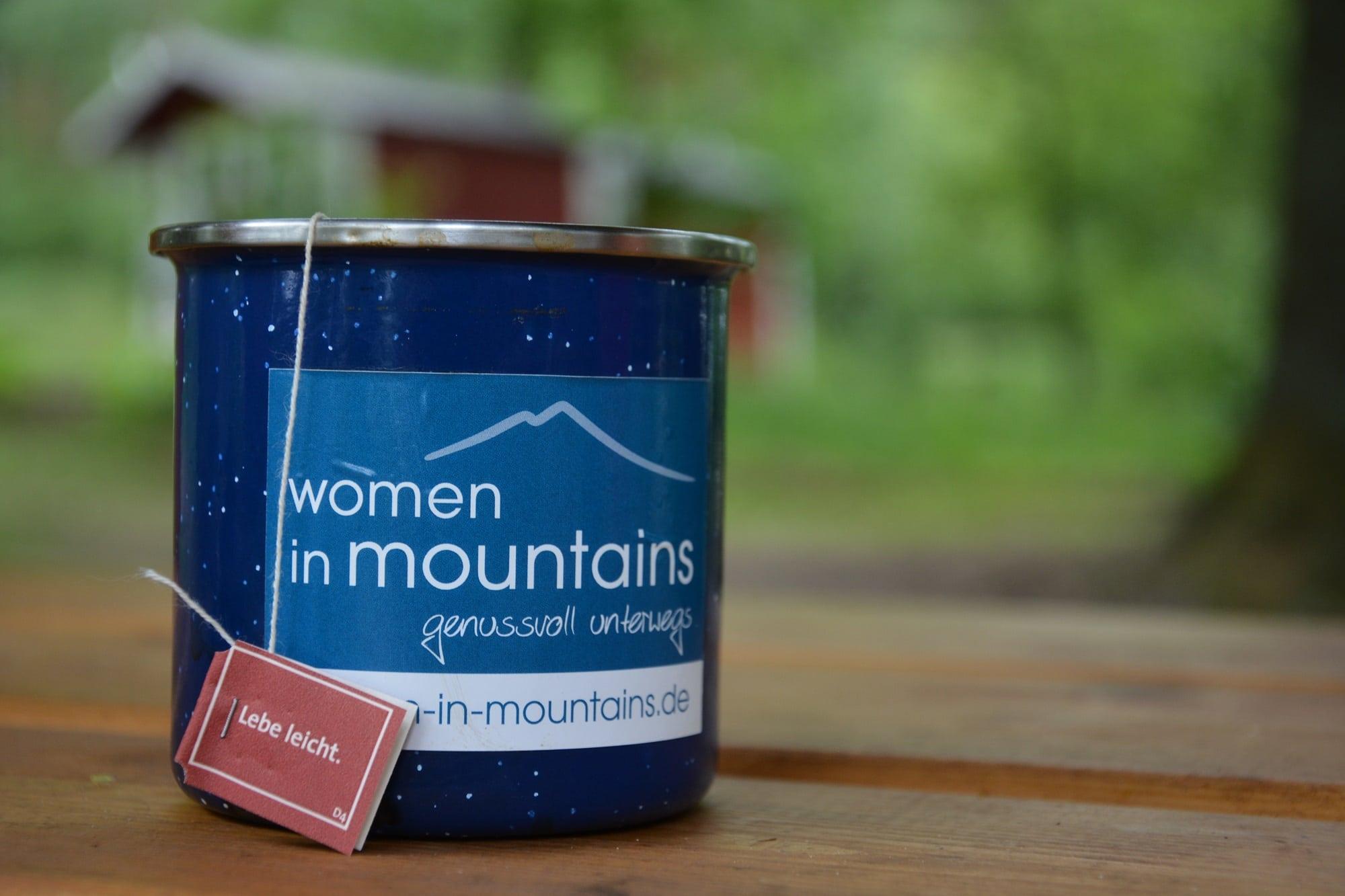 lebe leicht 10 jahre women in mountains
